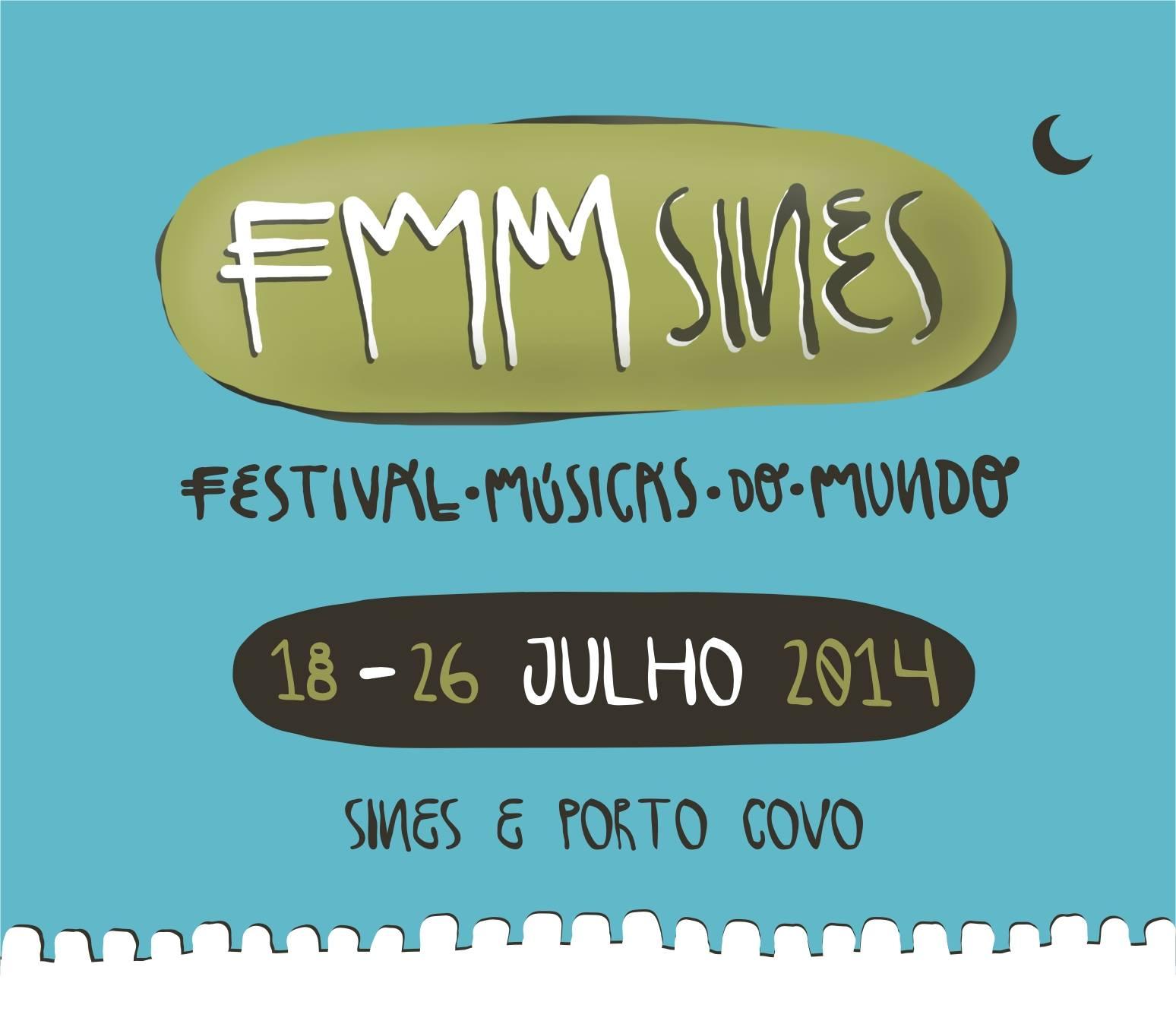 5dbbdafab1 FMM Sines 2014  volta ao mundo em nove dias entre Porto Covo e Sines ...